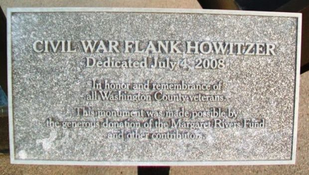 The Memorial Day Foundation - CIVIL WAR FLANK HOWITZER