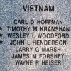 TALLMADGE VETERANS MEMORIAL HONOR ROLL STONE D