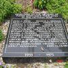 BAYRIDGE VIETNAM WAR MEMORIAL TABLET