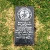WOODLAWN CEMETERY UNITED STATES MARINE CORPS WAR MEMORIAL TABLET