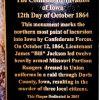 DAVIS COUNTY CIVIL WAR MEMORIAL PLAQUE II