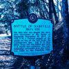 BATTLE OF NASHVILLE SHY'S HILL MEMORIAL MARKER