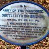 WHITTLESEY'S 3D BRIGADE MEMORIAL PLAQUE I